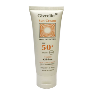 کرم ضد آفتاب SPF50 ژیورل