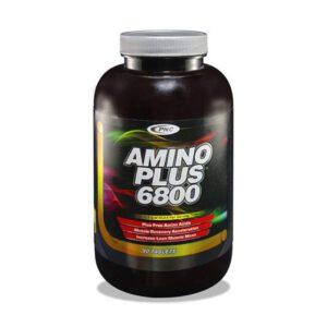 قرص آمینو پلاس 6800 پی ان سی کارن ( 90 عددی)
