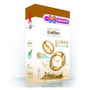 کاندوم تاخیری قهوه ایکس دریم