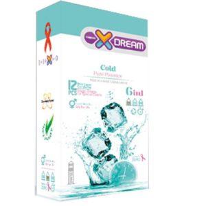 کاندوم COLD ایکس درم