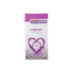 کاندوم LONG LOVE ایکس دریم