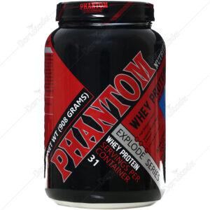 پودر وی پروتئین فانتوم ( 908 گرمی )