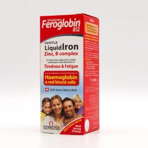 شربت فروگلوبین ویتابیوتیک