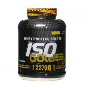 پودر ISO WEHY GOLD ژن استار ( 2270 گرمی )