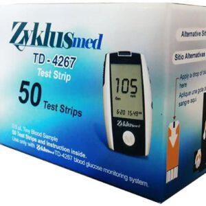 دستگاه تست قند خون زیکلاسمد ( TD-4267 )